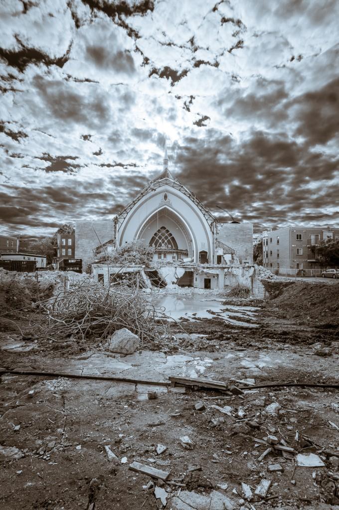 Notre-Dame-De-La-Paix church