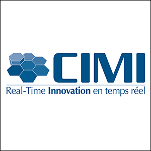 Logo design for Crossroads for Industrial Materials Innovation (CIMI), a project of the National Research Council of Canada.
