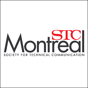 This is an original logo design for a professional association for technical writers. The STC element was take from the parent organization's logo.