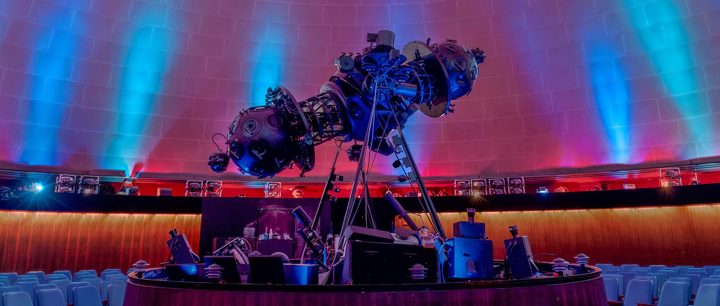 Dow-Planetarium-Banner
