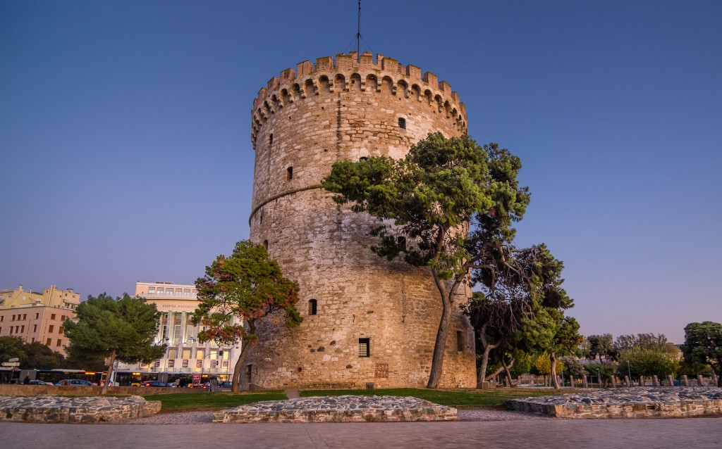 The White Tower of Thessaloniki